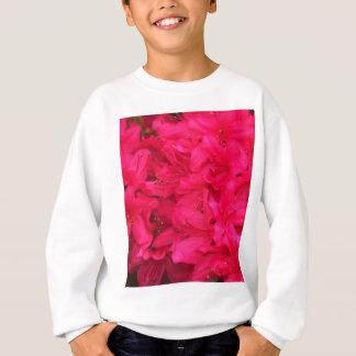 Flores da azálea do rosa quente tshirt