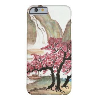 Flores de cerejeira capa barely there para iPhone 6