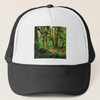 Floresta Salão dos musgos olímpicos Boné