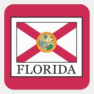 Florida Adesivo Quadrado