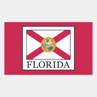 Florida Adesivo Retangular