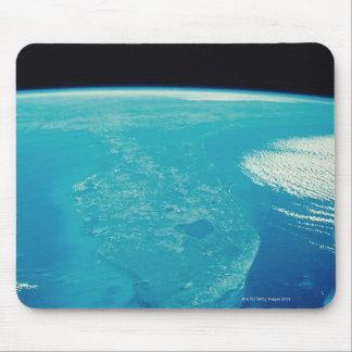 Florida do espaço mouse pad
