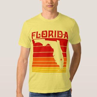 florida retro t-shirts