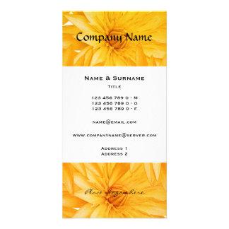 Floristas, termas, termas, jardineiro, landscapers cartão com foto