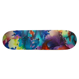 Flower power shape de skate 18,1cm