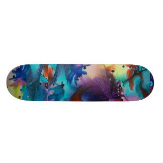 Flower power shape de skate 19,7cm