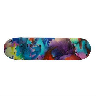 Flower power shape de skate 20,6cm