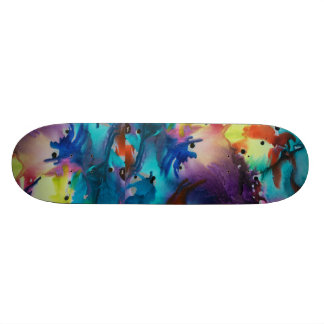 Flower power shape de skate 20,6cm