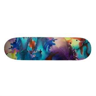 Flower power shape de skate 21,6cm