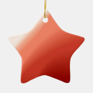 Fluxo abstrato das cores enfeite de natal