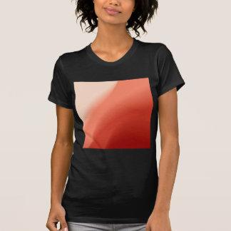 Fluxo abstrato das cores tshirts
