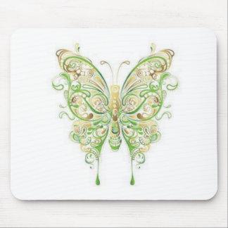 Fluxo da borboleta mouse pad