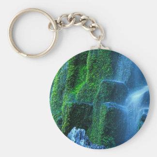 Fluxo de Willamette do proxy da cachoeira Chaveiros