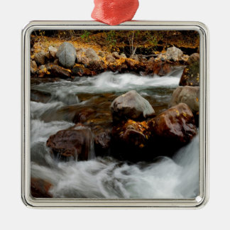 Fluxo do rio da água Seaward Enfeite Para Arvore De Natal