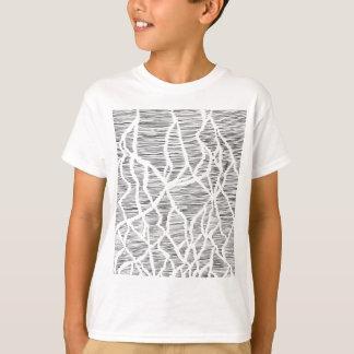 Fluxo elétrico camisetas