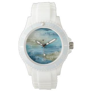 Fluxo II do oceano Relógios De Pulso