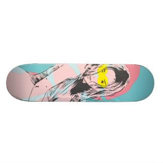 Fluxo Shape De Skate 18,7cm