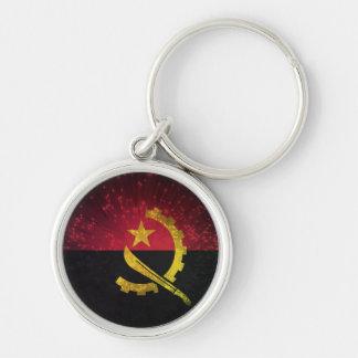 Fogo-de-artifício; Bandeira de Angola Chaveiros
