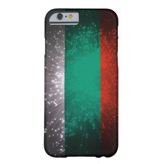 Fogo-de-artifício da bandeira de Bulgária Capa iPhone 6 Barely There