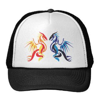 Fogo do dragão boné