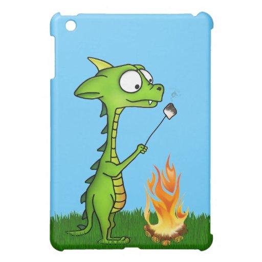 Fogo do dragão capa iPad mini