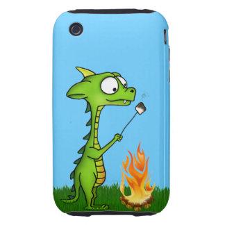 Fogo do dragão capa para iPhone 3 tough
