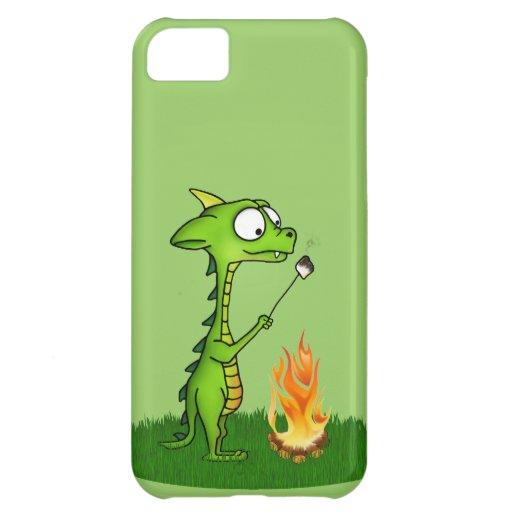 Fogo do dragão capas para iphone5C