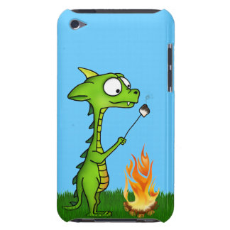 Fogo do dragão capa iPod touch