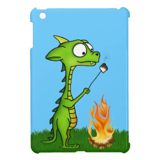 Fogo do dragão iPad mini capa