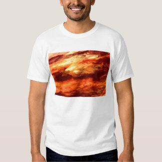 Fogo do dragão tshirts