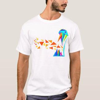 Fogo dos dragões t-shirts