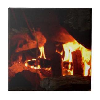 FOGO: Lareira da lareira Azulejo De Cerâmica