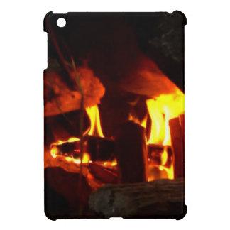 FOGO: Lareira da lareira Capa iPad Mini