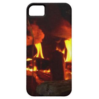 FOGO: Lareira da lareira iPhone 5 Capa