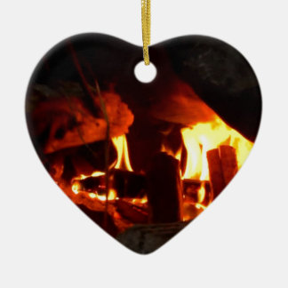 FOGO: Lareira da lareira Enfeite De Natal