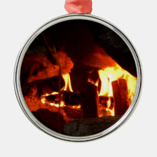 FOGO: Lareira da lareira Ornamentos Para Arvore De Natal