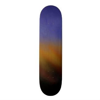 Fogo quente shape de skate 20cm