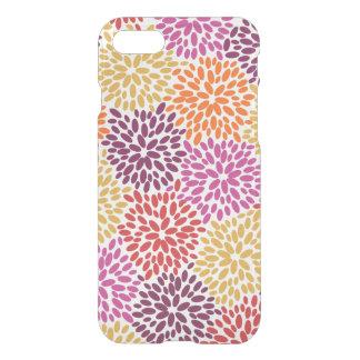 Fogos-de-artifício florais capa iPhone 8/7
