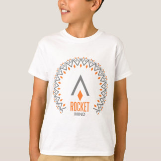 foguete mind1 t-shirts