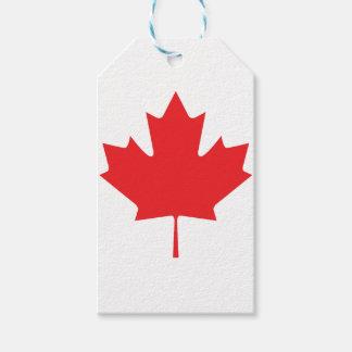 Folha de bordo canadense