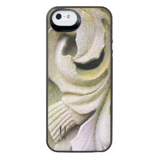 Folhas Mossy da pedra Capa Carregador Para iPhone SE/5/5s