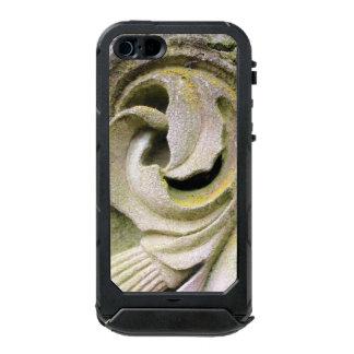 Folhas Mossy da pedra Capa Incipio ATLAS ID™ Para iPhone 5