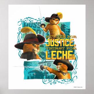 Fome para justiça poster