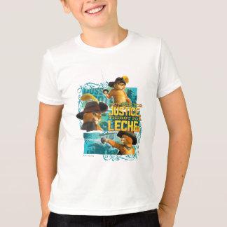 Fome para justiça t-shirt