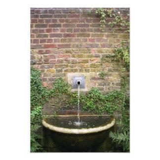 Fonte de água fotografias