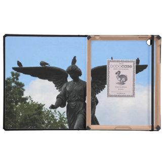 Fonte de Bethesda na foto do Central Park Capas iPad