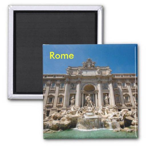 Fonte do Trevi de Roma Ima
