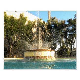 Fonte refrigerar de água em Pasadena Foto Artes