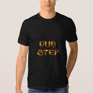 Footwork da dança de Dubstep Tshirts