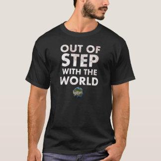 FORA da ETAPA COM o MUNDO - camisa